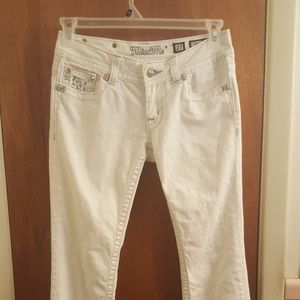 Miss Me💎Slim Boot Cut Jeans Size 27